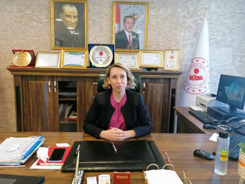 VATANDAŞLAR 'MOBİL HİZMETİ' ÇOK SEVDİ